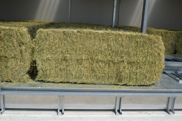 AgriCompact Technologies GmbH, hay dryer, round bales, square bales