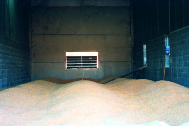 AgriCompact technologies GmbH - DRYING OF CORN IN CONCRETE CONSTRUCTION