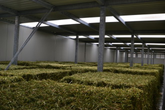 hay, hay dryer Compact, haydryers, AgriCompact Technologies GmbH, Slideshare