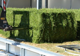 Hay Dryers Compact - square bales and/or round bales