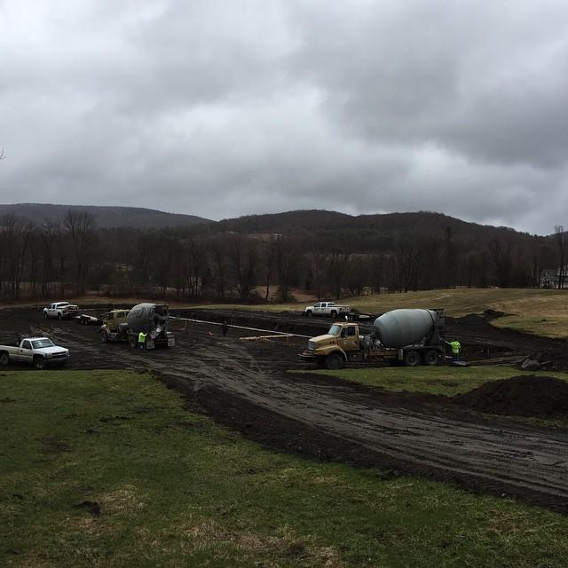 AgriCompact Technologies GmbH,  Customer Jasper Hill Farm in Vermont