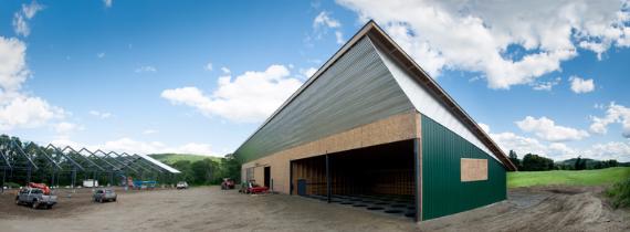 AgriCompact Technologies GmbH, haydryers.com, Jasper Hill Farm, Eureka Cropping Center